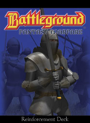 BFW Men of Hawksfold Reinforcements (Battleground Fantasy Warfare) by YOUR MOVE GAMES