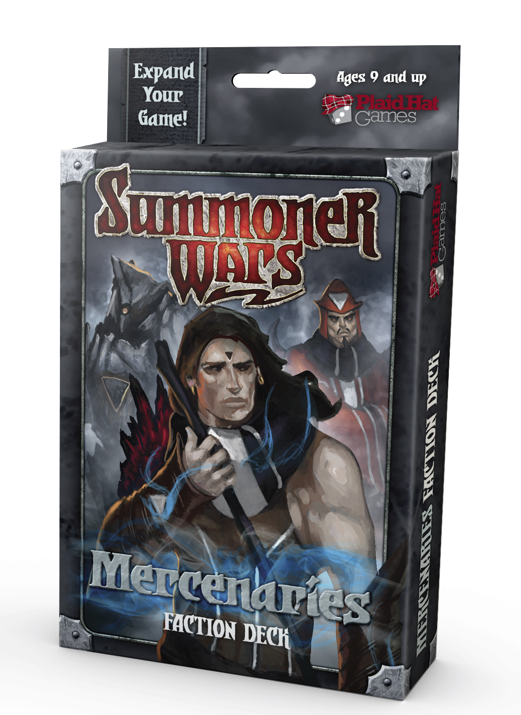 Summoner Wars: Mercenaries by Plaid Hat Games