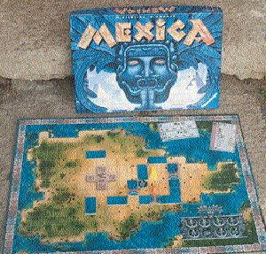 Mexica by Rio Grande Games