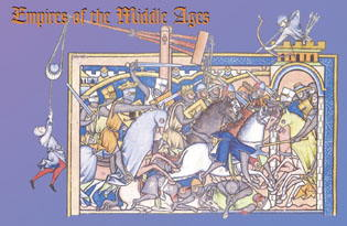 Empires of the Middle Ages by Decision Games