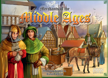 Merchants of the Middle Ages by Z-Man Games, Inc.