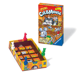 Mini Cat & Mouse by Ravensburger