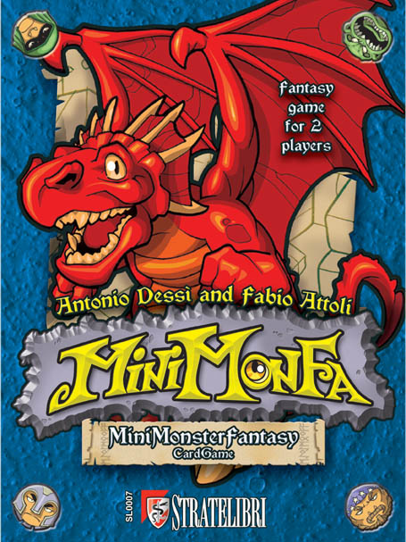 MiniMonFa (MiniMonsterFamily) by Mayfair Games
