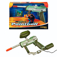 Mission Paintball by Hasbro, Inc.