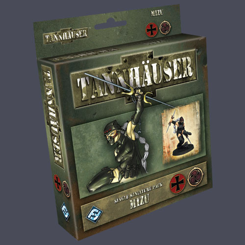 Tannhauser: Mizu Kage by Fantasy Flight Games
