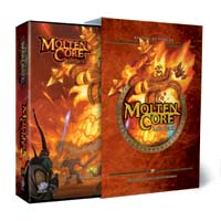 World of Warcraft CCG expansion : Molten Core Raid Deck by Upper Deck Company, LLC, The