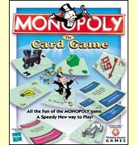 Monopoly Card Game by Winning Moves US