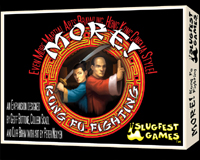 More Kung Fu Fighting Expansion by Slugfest Games