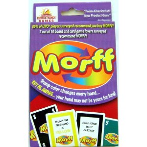 MORFF by Eureka Ranch Games