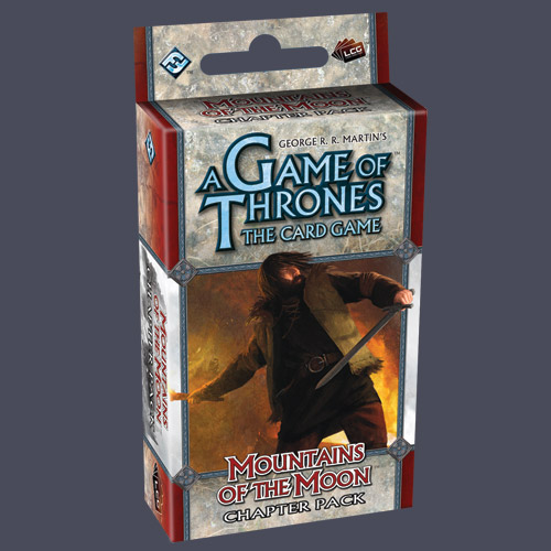 A Game Of Thrones LCG: Mountains Of The Moon Chapter Pack by Fantasy Flight Games