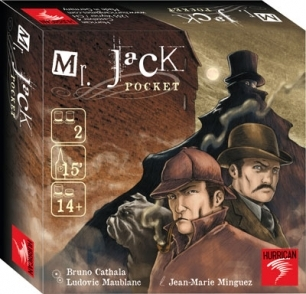 Mr. Jack Pocket Edition by Asmodee Editions