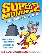 Super Munchkin 2: Narrow S Cape by Steve Jackson Games