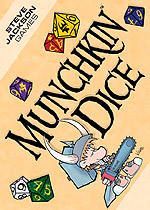 Munchkin Dice by Steve Jackson Games