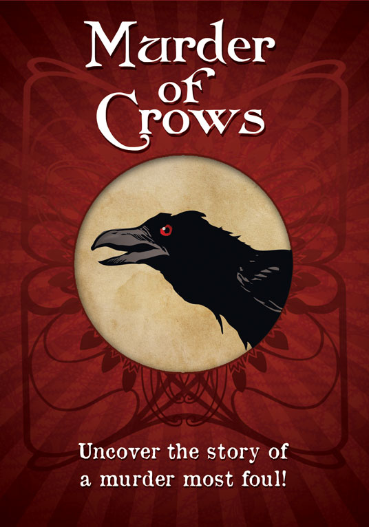 Murder of Crows Card Game by Atlas Games