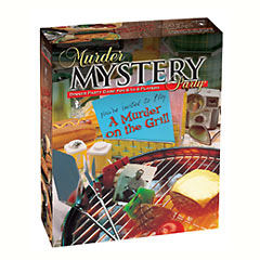 Murder Mystery Party: A Murder on the Grill by University Games