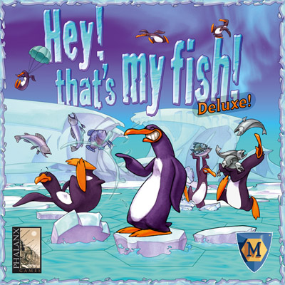 Hey! That's My Fish! Deluxe! by Mayfair Games