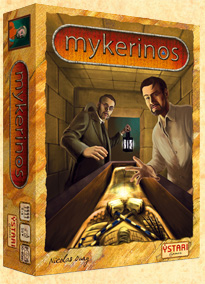 Mykerinos by Rio Grande Games