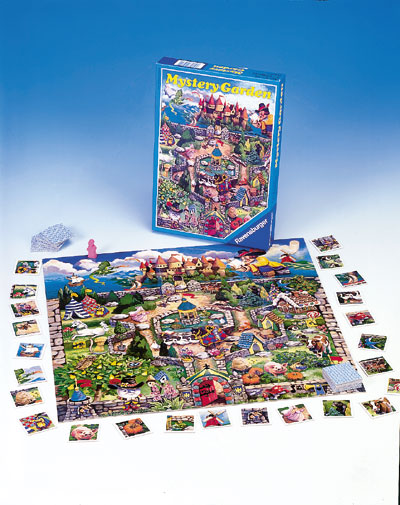 Mystery Garden by Ravensburger