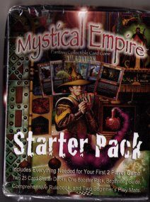 Mystical Empire CCG 1st Edition Starter Pack by Northeast Games, Inc.