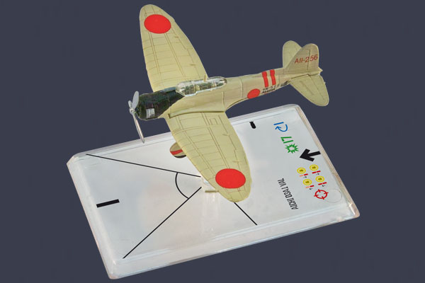 Wings of War: Aichi D3A1 Val - Yamakawa/Nakata by Fantasy Flight Games