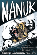 Nanuk by Steve Jackson Games