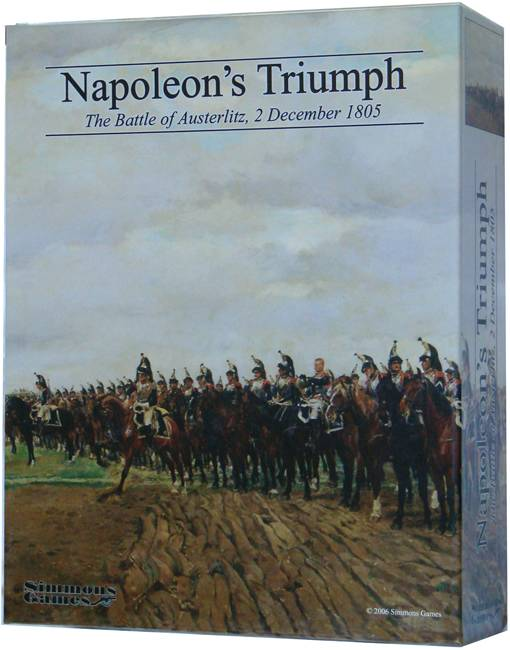 Napoleon's Triumph by Simmons Games