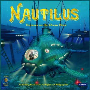 Nautilus by Mayfair Games