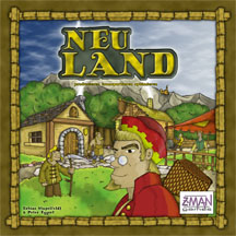 Neuland by Z-Man Games, Inc.