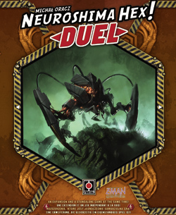 Neuroshima Hex: Duel by Z-Man Games, Inc.