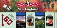 New England Monopoly Board Game by USAopoly