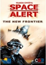 Space Alert: The New Frontier Expansion by Rio Grande Games