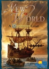 Carcassonne: The New World by Rio Grande Games