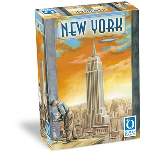 New York (Alhambra New York) by Queen Games