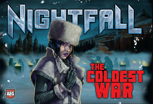 Nightfall: The Coldest War by Alderac Entertainment Group
