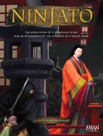 Ninjato by Z-Man Games, Inc.