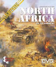 Lightning: North Africa by Decision Games