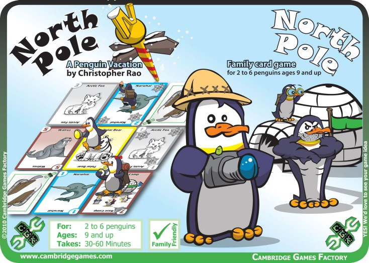 North Pole by Cambridge Games