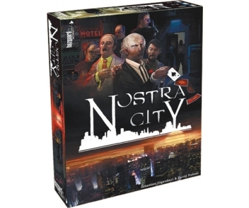 Nostra City by Asmodee Editions