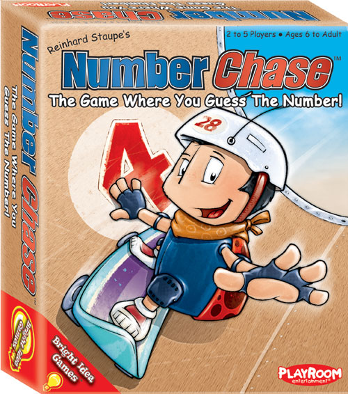 Number Chase by Playroom Entertainment