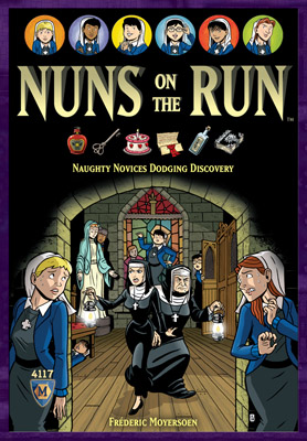 Nuns on the Run by Mayfair Games