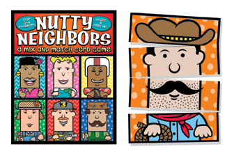 Nutty Neighbors by US Games Systems, Inc