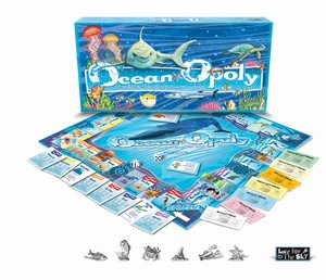 Ocean-Opoly by Late For the Sky Production Co., Inc.