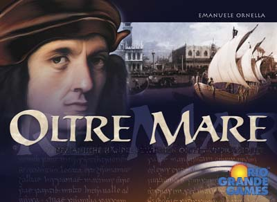 Oltre Mare (Merchants of Venice) by Rio Grande Games