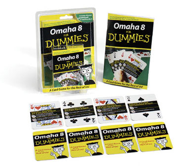 Omaha 8 For Dummies by Fundex Games
