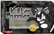 Killer Bunnies: Ominus Onyx Booster Expansion by Playroom Entertainment