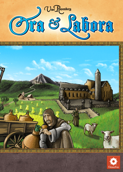Ora & Labora by Z-Man Games, Inc.