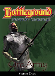 BFW Orc Army Starter (Battleground Fantasy Warfare) by YOUR MOVE GAMES