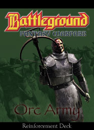 BFW Orc Army Reinforcements (Battleground Fantasy Warfare) by YOUR MOVE GAMES