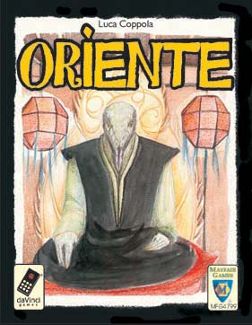 Oriente by Mayfair Games