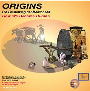 Origins - How We Became Human by Sierra Madre Games